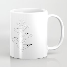 balancing birds Coffee Mug