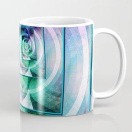President Donald Trump Pop Art Coffee Mug