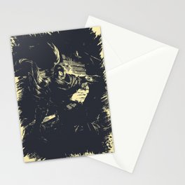 YASUO  - Vintage Comic Line Art style - League of Legends Stationery Cards