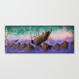 Sky Chase Canvas Print