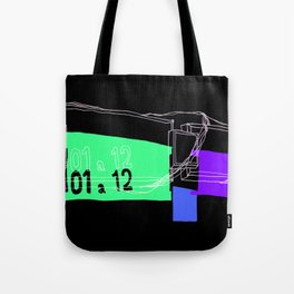 Station Tote Bag