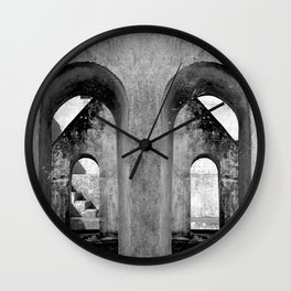 In A Surreal Dream Wall Clock