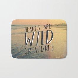 Wild Creatures Bath Mat