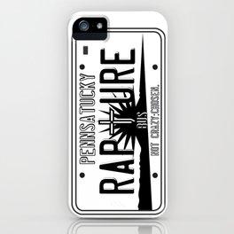 Pennsatucky's Rapture Bus iPhone Case