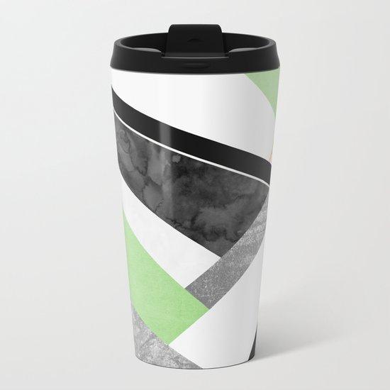 Lines & Layers 1.3 Metal Travel Mug