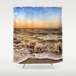 Sunrise In Naples Florida Shower Curtain