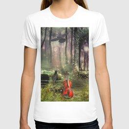 last song T-shirt