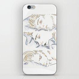 Isak sleeping iPhone Skin