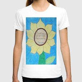 The gardens of Buckingham and Nicks T-shirt