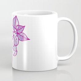 Old tattoo rose Coffee Mug