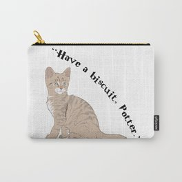 McGonagall Cat Carry-All Pouch