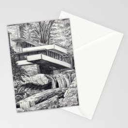 Frank Llyod Wright Stationery Cards