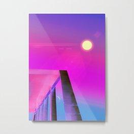 1988 Neptune St. Metal Print