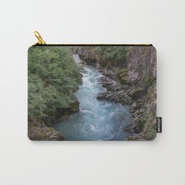 Alaska River Canyon - I Carry-All Pouch
