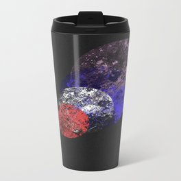 Aligned Universe - Space Abstract Travel Mug