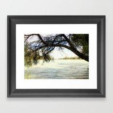 The Murray River - Australia Framed Art Print