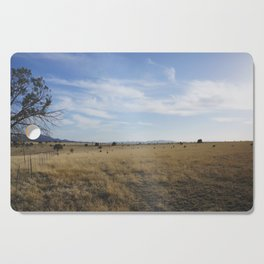 Ranch Life Cutting Board