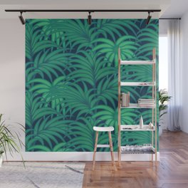 Palm leaves VIII Wall Mural