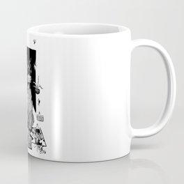 Merchant Cat Coffee Mug