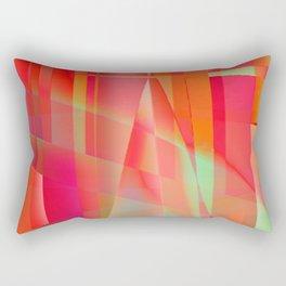 loose ends 3b 1 Rectangular Pillow