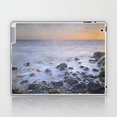Brights rocks at sunset Laptop & iPad Skin