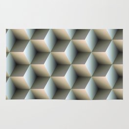 Ambient Cubes Rug