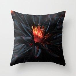 Nightshade Throw Pillow