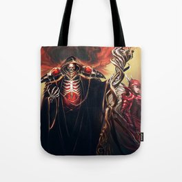The Sorcerer King - Overlord Tote Bag
