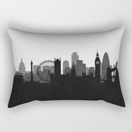 City Skylines: London Rectangular Pillow