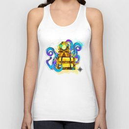 Treasure Unisex Tank Top