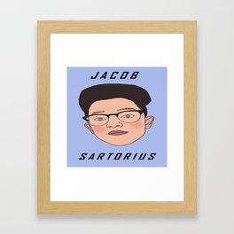 Jacob Sartorius Framed Art Print