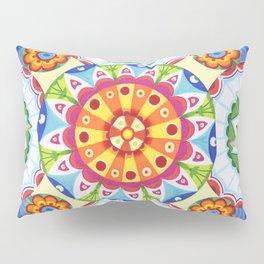 pop flowers Pillow Sham
