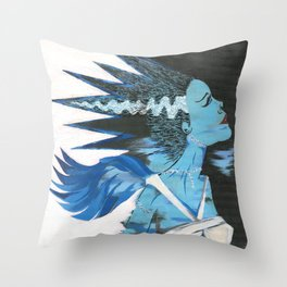 Heart of the Monster Throw Pillow