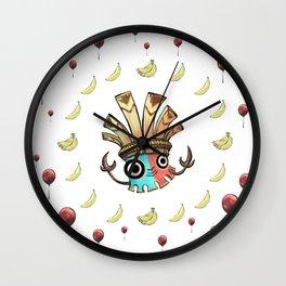 Kalimba Tiki DK Country Returns Wall Clock
