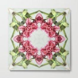 garden bulbs (pattern/pillow) Metal Print