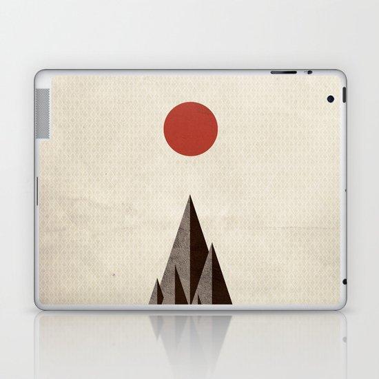 Minimal Mountains Laptop & iPad Skin