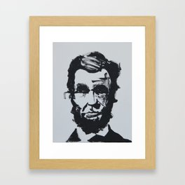 ABE Framed Art Print