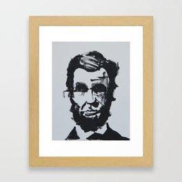 ABE Framed Art Print