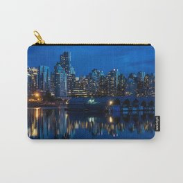 Vancouver at Night Carry-All Pouch