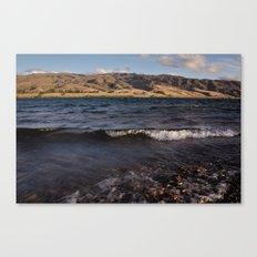 Lake Dunstan Canvas Print