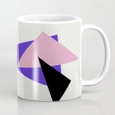 Misplaced Triangles Pastel // www.pencilmeinstationery.com Mug