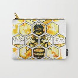 Hive Mentality Carry-All Pouch