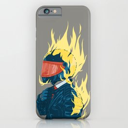 trouble iPhone Case