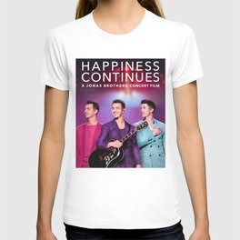 jonas brothers happiness continues tour 2021 desem T-shirt