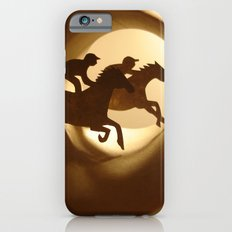 Horse racing (Courses hippiques) iPhone 6s Slim Case