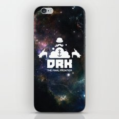 Dreck-The Final Frontier iPhone & iPod Skin