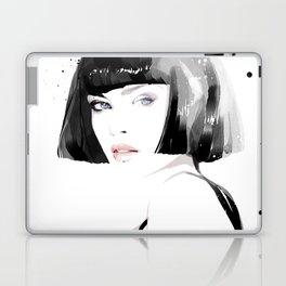Fashion Painting #8 Laptop & iPad Skin