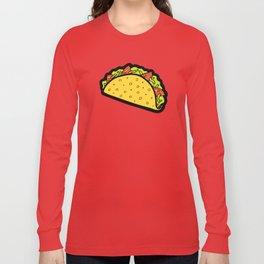 It's Taco Time! Long Sleeve T-shirt