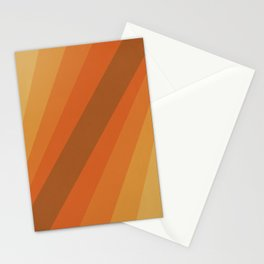 Retro Sunlight Stationery Cards