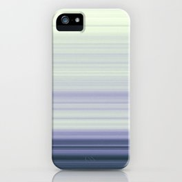 Winter Time in the Mountains iPhone Case